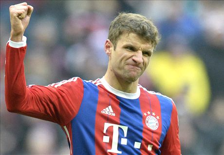 TT: Man Utd in £58m Muller bid