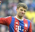Quand Muller imite Cristiano Ronaldo