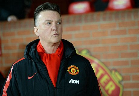 LVG: Man Utd can't always attack