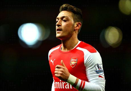 LIVE: QPR 0-0 Arsenal
