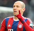 Bayern are too reliant on Robben