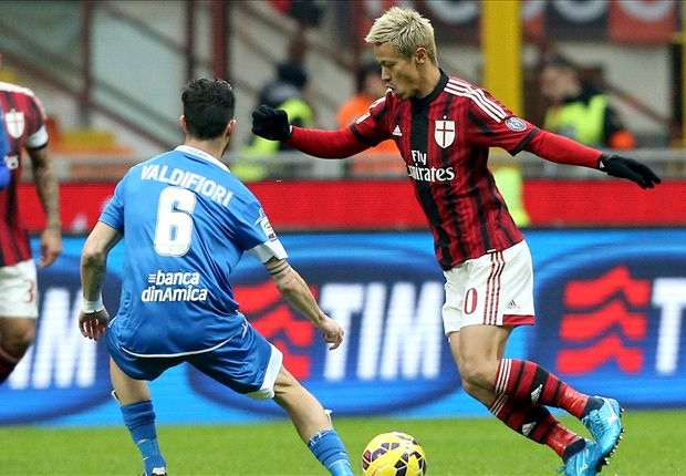 AC Milan 1-1 Empoli: Holy Maccarone! Rossoneri held at San Siro