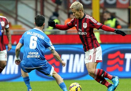 Match Report: AC Milan 1-1 Empoli
