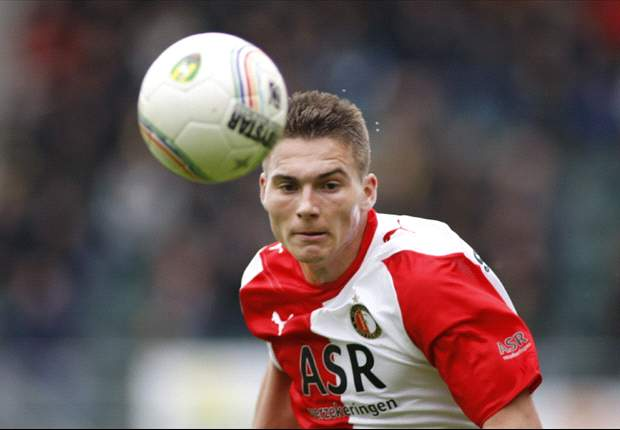 Bart Schenkeveld Injury Blow For Feyenoord