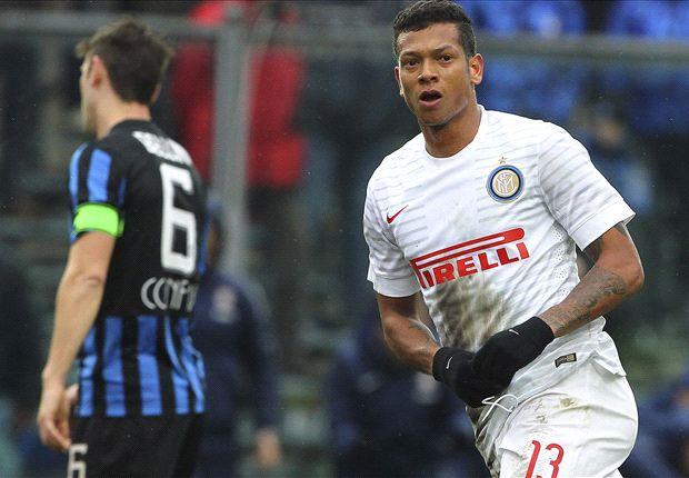Atalanta 1-4 Inter: Guarin and Shaqiri send Nerazzuri into top half of Serie A