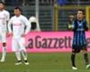 Inter de Medel supera a Atalanta de Carmona y Pinilla