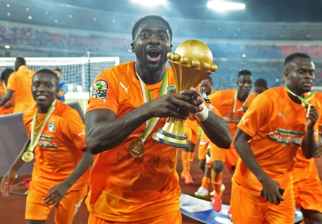 Kolo Toure in international retirement
