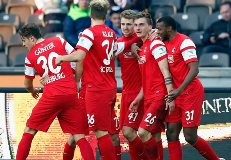 Laporan: Hertha Berlin 0-2 Freiburg