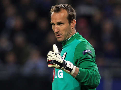 Europa League: Hanburger SV - FC Fulham, Mark Schwarzer (Getty Images)