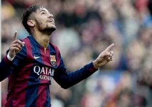 4 - Neymar (FC Barcelona), 17 goles