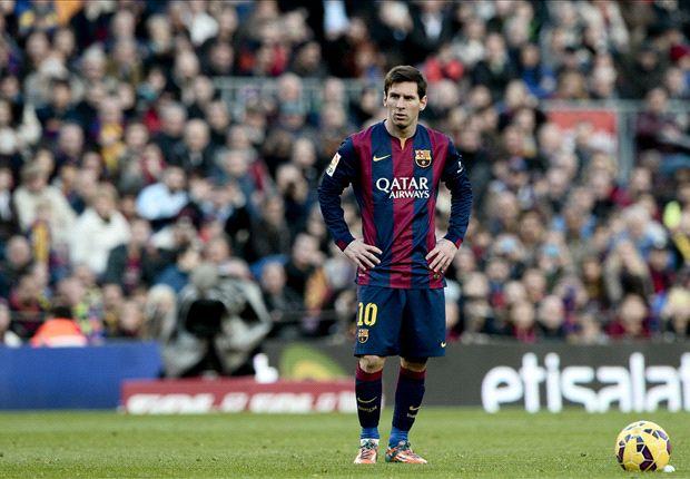 Barcelona 5-0 Levante: Magical Messi sparkles in 300th Liga game