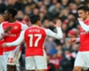 Arsenal 2-0 M'brough: Gunners move on