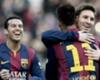 Barcelona 5-0 Levante: Messi hat trick