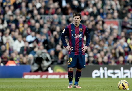 Barcelona aplastó a Levante