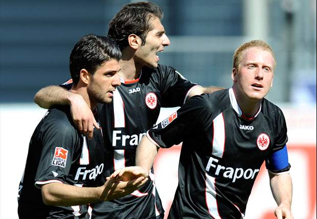 Eintracht Frankfurt Defeat Vietnam 2-0 In Friendly Match