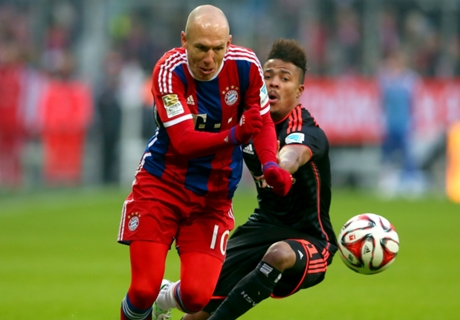 Top-11 Buli: Robben & Scharfschützen