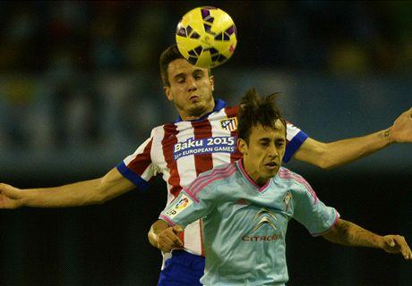 Player Ratings: Celta Vigo 2-0 Atletico