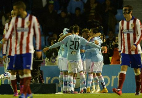 Match Report: Celta 2-0 Atletico