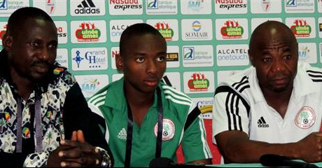 Amuneke: It was good to win first game