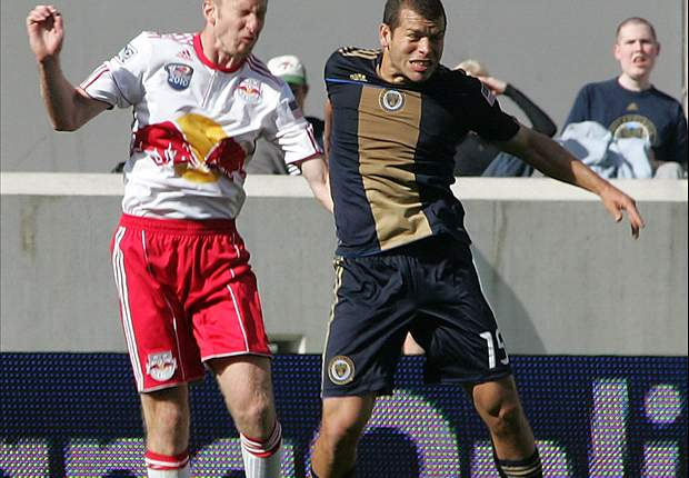 Talented Red Bulls can't overcome lapse in Philadelphia