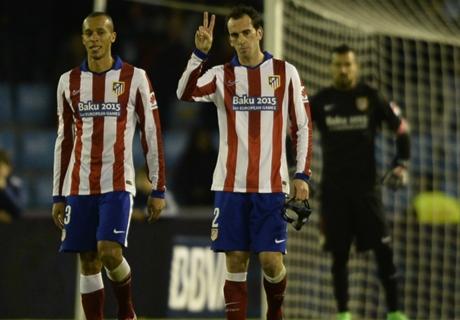 Atletico won't give up - Godin