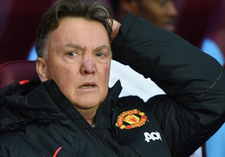 Van Gaal: United unlucky at Swansea