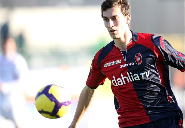 Cagliari's Davide Astori: I am ready for AC Milan