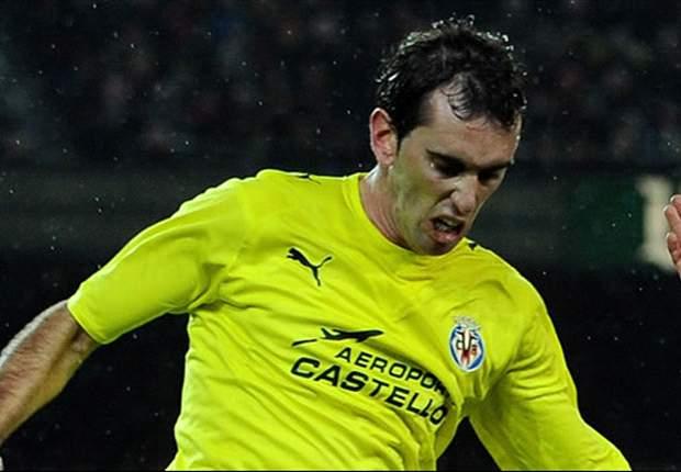 Atletico Madrid Tracking Villarreal & Uruguay Defender Diego Godin - Report