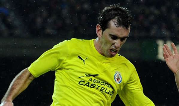 Diego Godin, Villarreal (Getty Images)