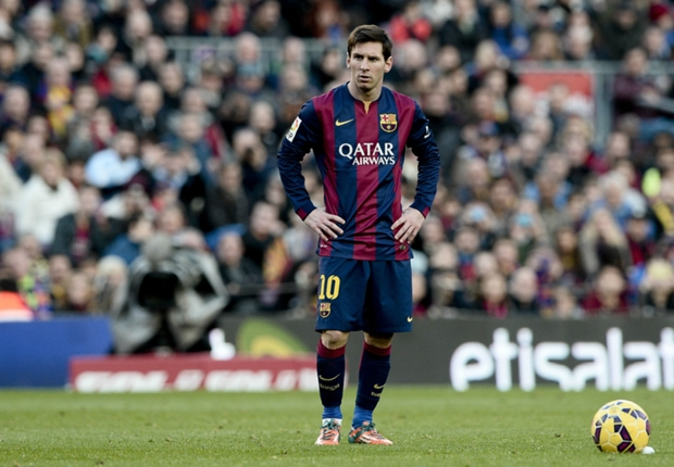 Messi: I had a lot of problems in 2014