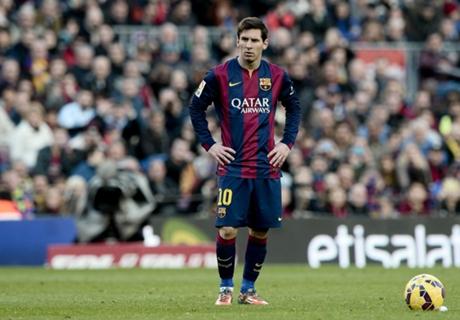 Rakitic: Messi keeps getting better