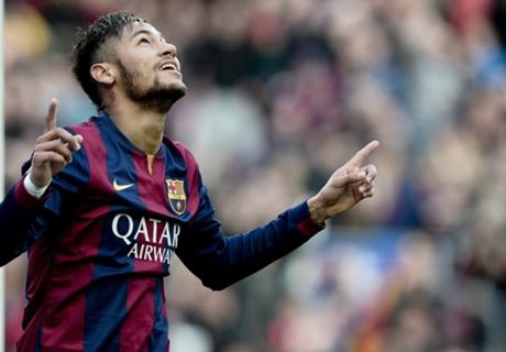 Enrique Bela Performa Neymar