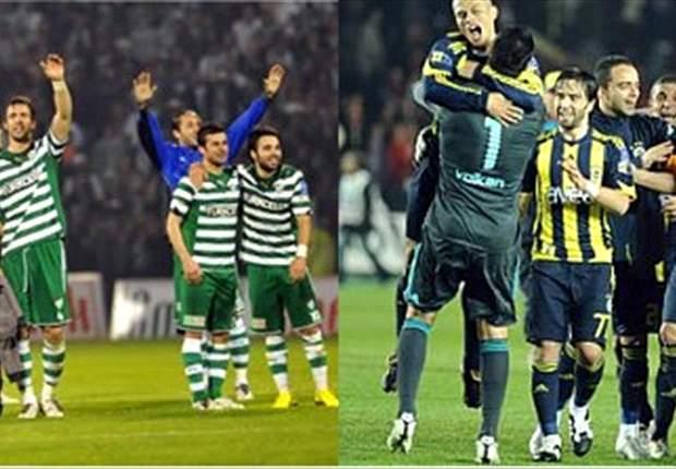 Bursaspor Pip Fenerbahce To Turkcell Super Lig Title