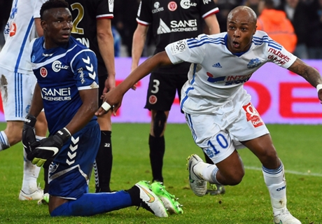 Ayew hints at Marseille exit