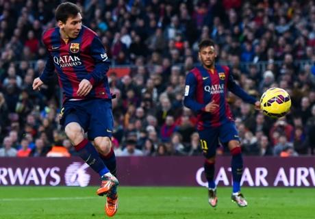 Terbaik La Liga Spanyol Jornada 23