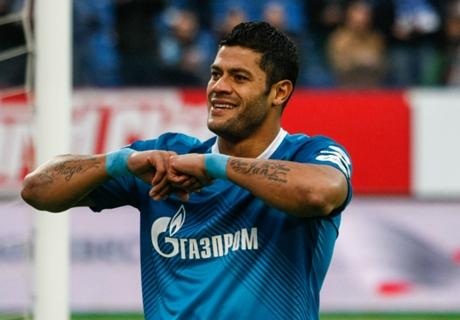 Hulk signs new Zenit deal