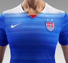 U.S. Soccer unveils new away jersey