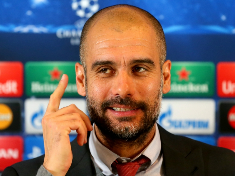 I'm not leaving Bayern to join Man City- Guardiola