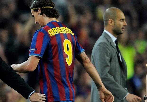 Guardiola let Ibrahimovic down - Raiola
