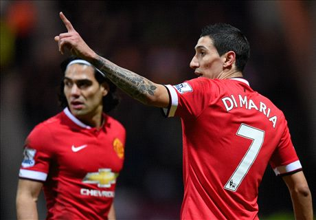 Van Gaal: No complaints with Di Maria