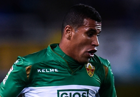 Eibar 0-1 Elche: Jonathas the difference