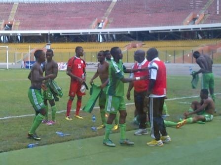 SoccerNet Nigeria:Flying eagles