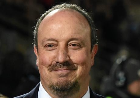Benitez hails Napoli defence