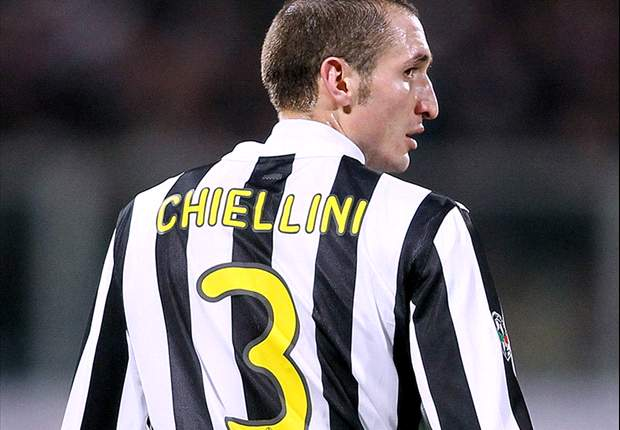 Juventus Defender Giorgio Chiellini: We Had The Wrong Approach Against Palermo