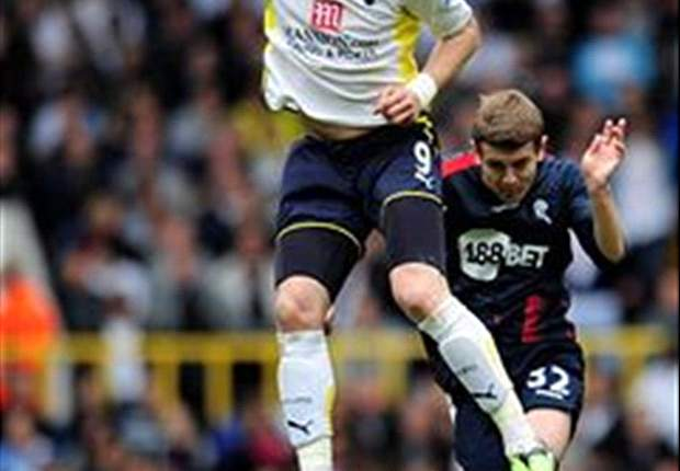 Tottenham Hotspur 1-0 Bolton Wanderers: Tom Huddlestone thunderbolt keeps Spurs in control of their Champions League destiny