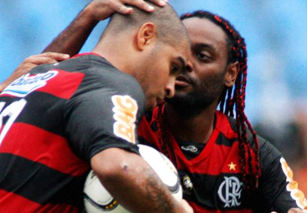 Vagner Love delighted at sealing Flamengo move