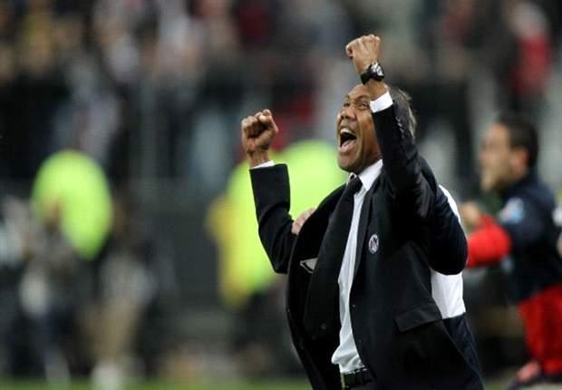 Asie - Antoine Kombouaré est heureux !