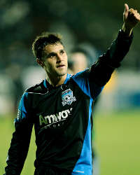 Chris Wondolowski, United States International