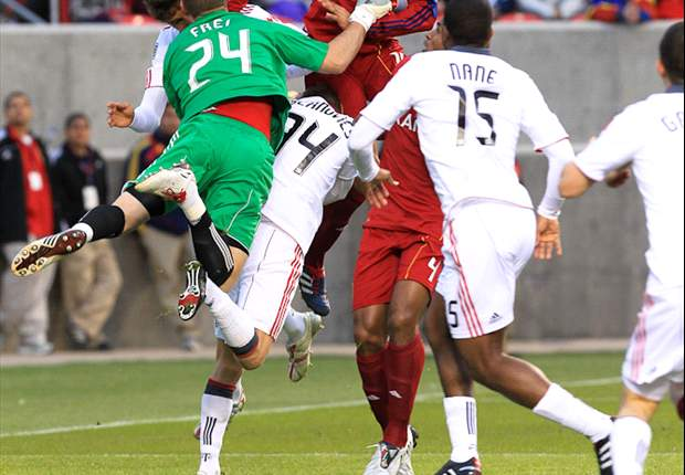 Real Salt Lake Glad To Be Home In Win Over Toronto