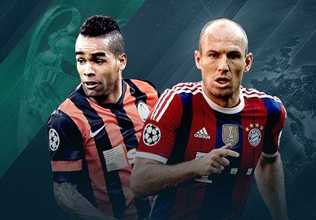 En vivo: Shakhtar - Bayern Múnich